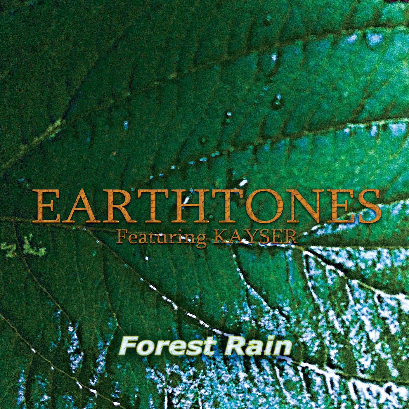 Earthtones-Forest Rain (Album cover) cdbaby